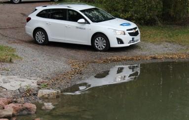 Chevrolet Cruze Sw 1.6 LT