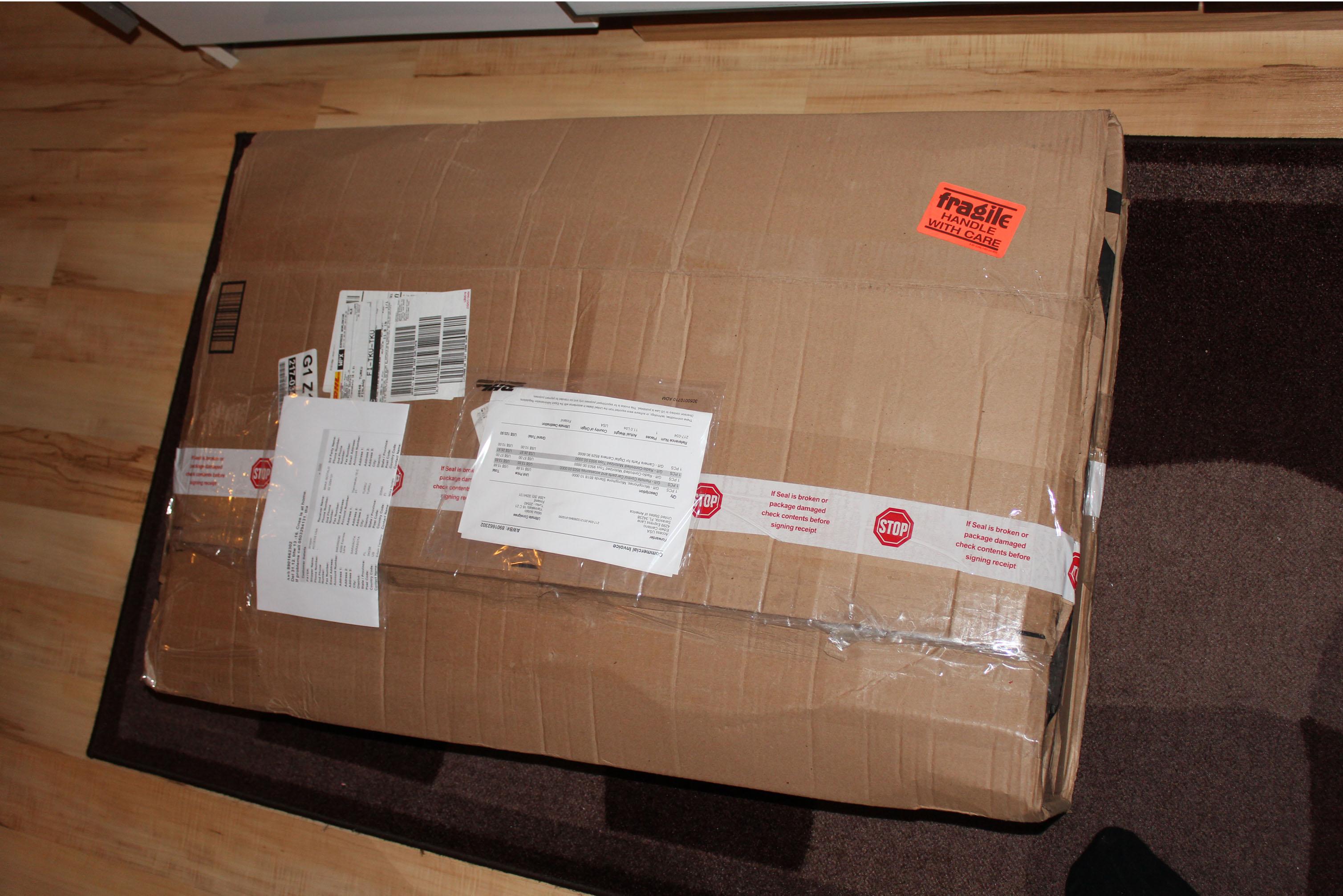MyUS Package