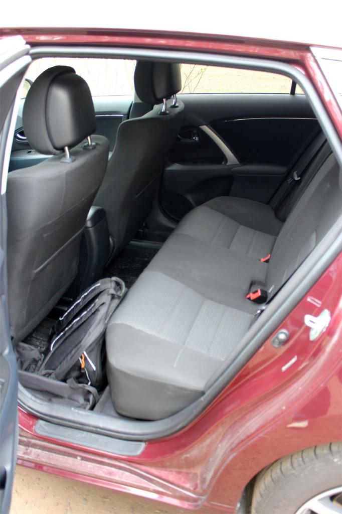 Backseats