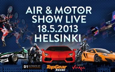 Malmi 75 Air & Motor Show