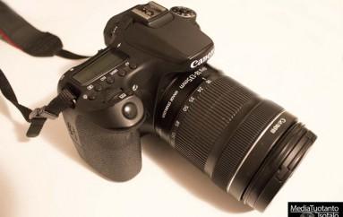 Testissä: Canon 70D