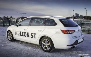 Koeajossa: Seat Leon ST 1.4 FR
