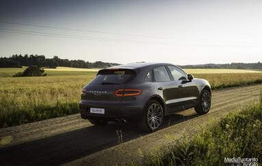 Koeajossa: Porsche Macan S Diesel