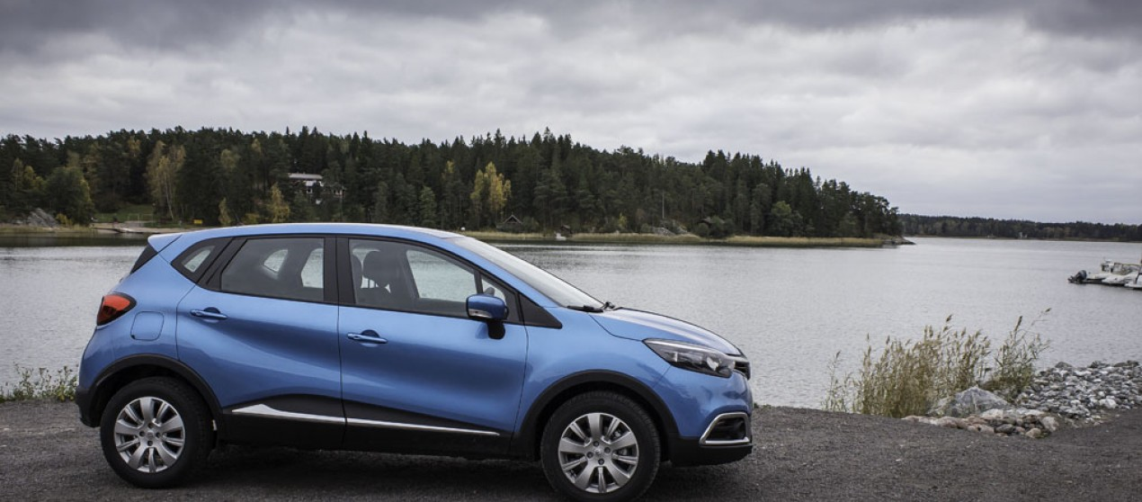 Koeajossa: Renault Captur TCe 120