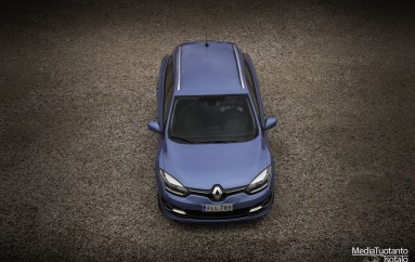 Koeajossa: Renault Megane Sport Tourer