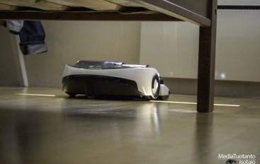 Testissä: Samsung POWERbot VR9000