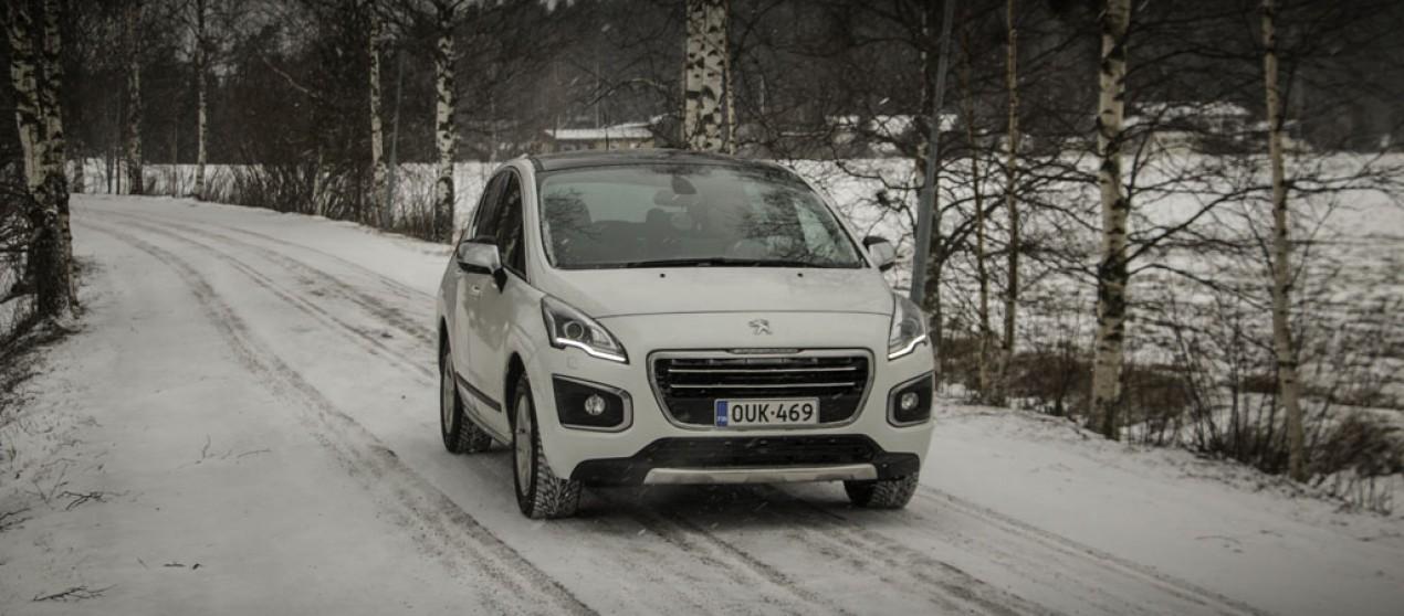 Koeajossa: Peugeot 3008