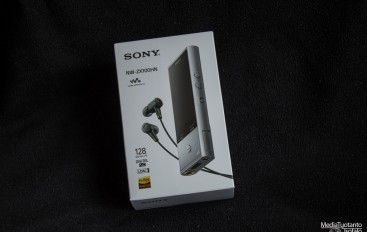 Sony NW-ZX100HN Walkman